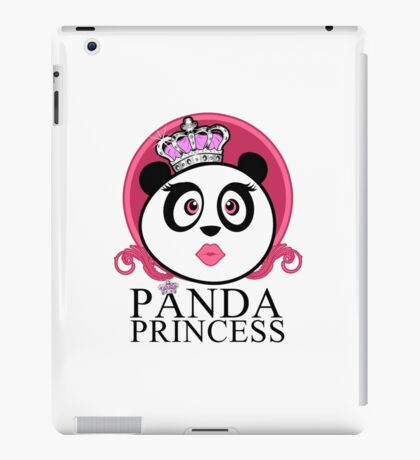 Panda Princess iPad Case/Skin