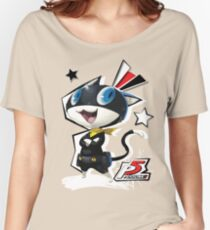 Persona 5 - Morgana/Mona Women's Relaxed Fit T-Shirt
