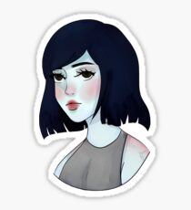 Marceline the Vampire Queen Sticker