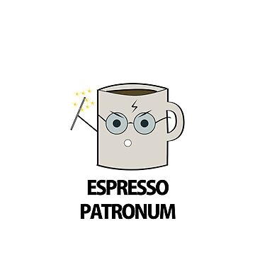 Espresso Patronum by Slae