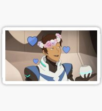Voltron: Legendary Defender Lance Edit Sticker Sticker