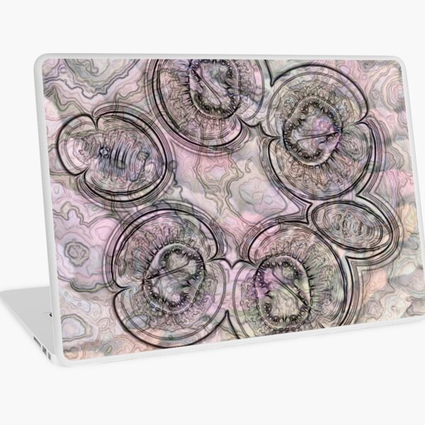 Reef Amoeba 2 Laptop Skin