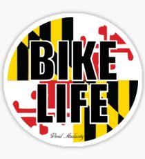 MARYLAND BIKE LIFE Sticker