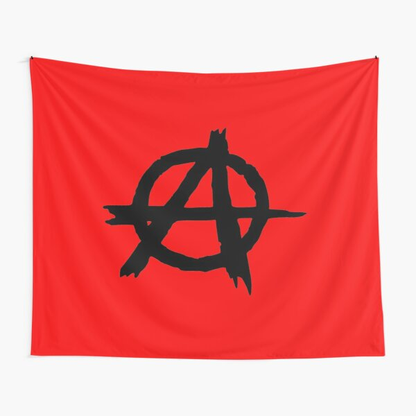 ANARCHY Tapestry