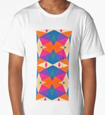 Colors Long T-Shirt