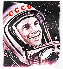 Yuri Gagarin-3 Poster