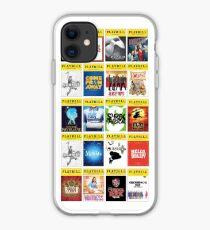 Musicals Playbill Phone Case iPhone Case