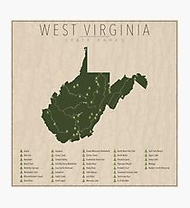 West Virginia Parks Photographic Print