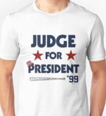 Aaron Judge for President  Unisex T-Shirt