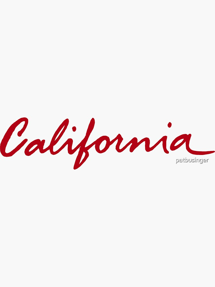 California License by patbusinger