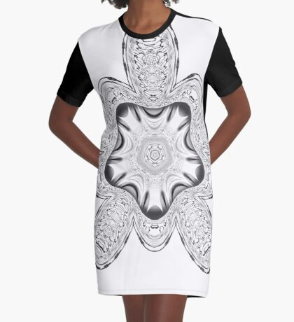 Amoeba 13 Graphic T-Shirt Dress
