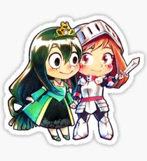 BNHA fairy tale 1 Sticker