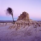 Sunrise Lake Mungo  by Brett Thompson