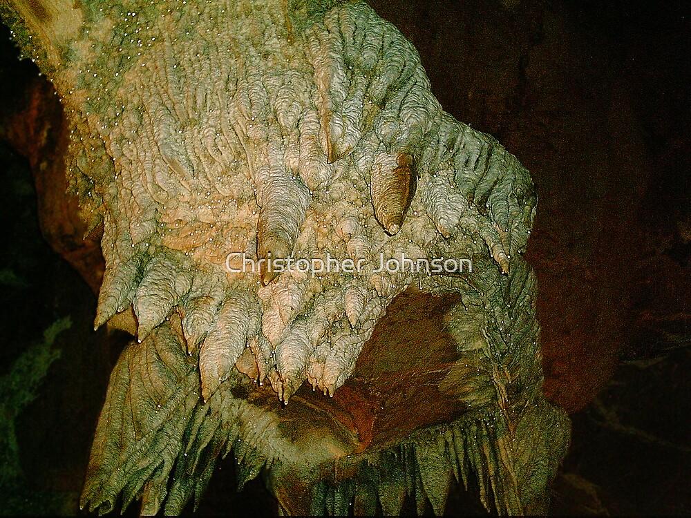 Grutas De La Estrella - Cave Formation 10 by Christopher Johnson