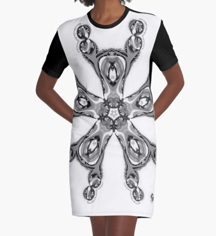 Amoeba 19 Graphic T-Shirt Dress