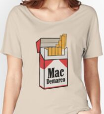 Mac Demarco Women's Relaxed Fit T-Shirt