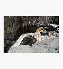 the top of high force Photographic Print