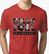 JOEL BILLY CONCERT LOGO MANGSA Tri-blend T-Shirt