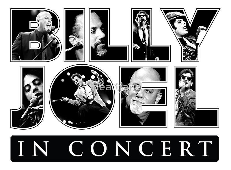 Billy Joel Posters Redbubble