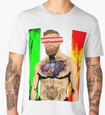 NOTORIOUS- Conor McGregor Men's Premium T-Shirt