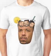 Ice T and Ice Cube is a Cold Drink Water Unisex T-Shirt