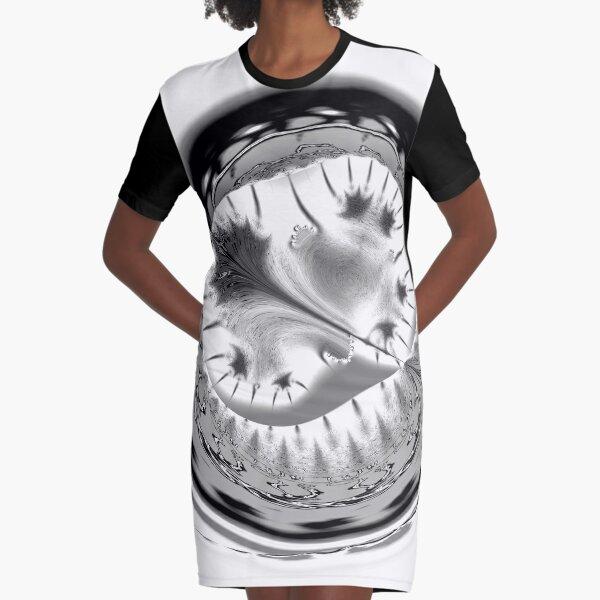 Amoeba 17 Graphic T-Shirt Dress