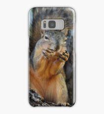 Squirrely Squints Samsung Galaxy Case/Skin