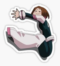 Boku No Hero Academia Uraraka Sticker