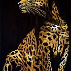 Leopard in the Darkness by ILoveTheQuirky