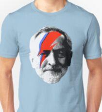 corbyn starman flash Unisex T-Shirt