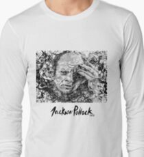 Jackson Pollock  Abstract Expressionist 1912 T-Shirt