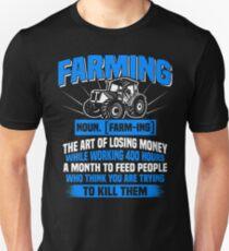 Farming Definition T-Shirt
