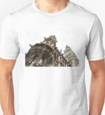 Marvelous Munich - Ornate Neo-Gothic Architecture of Neues Rathaus or New Town Hall  T-Shirt