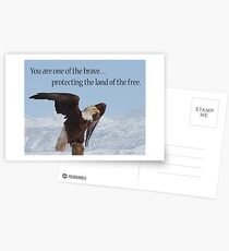 Patriotism Postcards