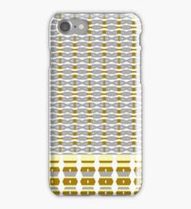 Beautiful Royal Silver and Gold Design iPhone Case/Skin