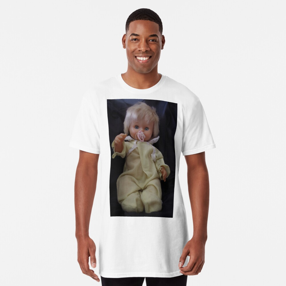 Baby Doll Long T-Shirt Front