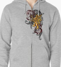 Gryphon A to Z Zipped Hoodie