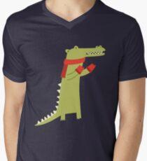 Croc Please Be Mine Men's V-Neck T-Shirt