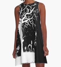 My Tree A-Line Dress