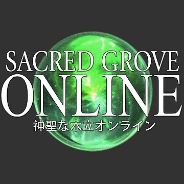 Sacred Grove Online by DronePharmacy
