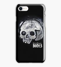 BROKEN BLACK iPhone Case/Skin