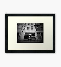 No. 110. Framed Print