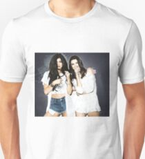 Kendall and Kylie Jenner Unisex T-Shirt