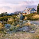 Craig's Hut, Victoria, Australia by Christine Smith