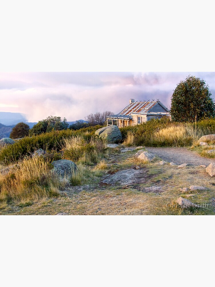 Late Afternoon at Craig's Hut, Victoria by ChristineJayne