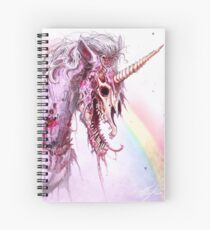 ZOMBICORN Spiral Notebook