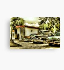 Old-Fashioned Canvas Print