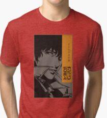 Cowboy Bebop - Spike Tri-blend T-Shirt