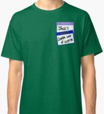 "Fight Club: ""I AM JACK'S COMPLETE LACK OF SURPRISE"" Classic T-Shirt"