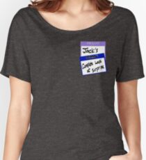 """Fight Club: """"I AM JACK'S COMPLETE LACK OF SURPRISE"""" Women's Relaxed Fit T-Shirt"""